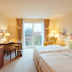 Отель Grand Elysee Hamburg комната для гостей фото 3