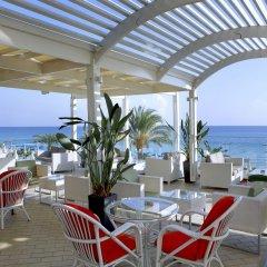 Отель Sunrise Beach Hotel Кипр, Протарас - 5 отзывов об отеле, цены и фото номеров - забронировать отель Sunrise Beach Hotel онлайн питание фото 2