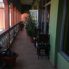 Отель Rose Hall de Luxe балкон