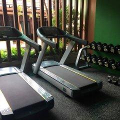 Отель Naina Resort & Spa Таиланд, Пхукет - 3 отзыва об отеле, цены и фото номеров - забронировать отель Naina Resort & Spa онлайн фитнесс-зал