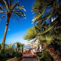 Nixe Palace Hotel пляж
