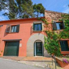 Отель Villa Sa Caleta Испания, Льорет-де-Мар - отзывы, цены и фото номеров - забронировать отель Villa Sa Caleta онлайн вид на фасад