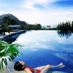 Отель Pakasai Resort бассейн