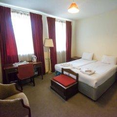 Отель York House B&B Великобритания, Эдинбург - отзывы, цены и фото номеров - забронировать отель York House B&B онлайн комната для гостей фото 2