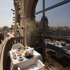 Отель Ohla Barcelona Испания, Барселона - 2 отзыва об отеле, цены и фото номеров - забронировать отель Ohla Barcelona онлайн балкон