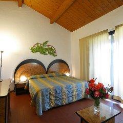 Hotel Zi Martino Кастаньето-Кардуччи комната для гостей