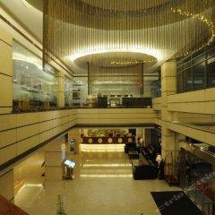 Huashi Hotel фитнесс-зал фото 2