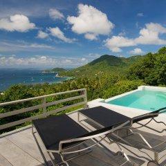 Отель Naroua Villas Таиланд, Остров Тау - отзывы, цены и фото номеров - забронировать отель Naroua Villas онлайн балкон