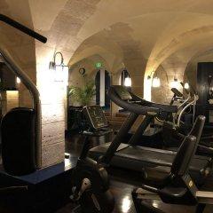 Отель Relais Christine Франция, Париж - отзывы, цены и фото номеров - забронировать отель Relais Christine онлайн фитнесс-зал фото 2