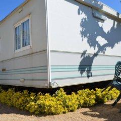 Отель Camping Victoria Испания, Канет-де-Мар - отзывы, цены и фото номеров - забронировать отель Camping Victoria онлайн спортивное сооружение