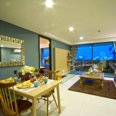 Отель Rocco Huahin Condominium питание