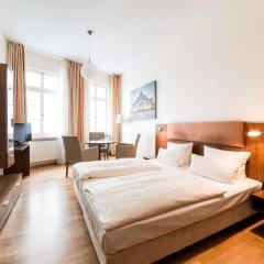 Отель Aparthotel Altes Dresden комната для гостей
