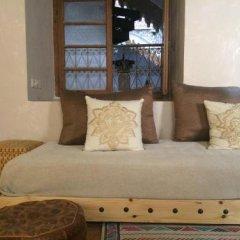 Отель Riad Marhaba Марокко, Рабат - отзывы, цены и фото номеров - забронировать отель Riad Marhaba онлайн комната для гостей фото 5