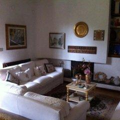 Отель Il Giardino Fiorito Понтеканьяно комната для гостей фото 4