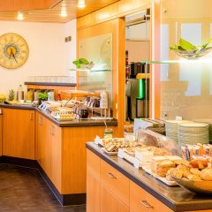 Отель Am Nockherberg Германия, Мюнхен - отзывы, цены и фото номеров - забронировать отель Am Nockherberg онлайн питание фото 2