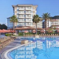 Akka Alinda Турция, Кемер - 3 отзыва об отеле, цены и фото номеров - забронировать отель Akka Alinda онлайн бассейн