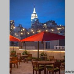 Отель The GEM Hotel - Chelsea США, Нью-Йорк - отзывы, цены и фото номеров - забронировать отель The GEM Hotel - Chelsea онлайн приотельная территория