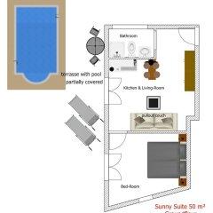 Отель Room 5 Apartments Австрия, Зальцбург - отзывы, цены и фото номеров - забронировать отель Room 5 Apartments онлайн фото 6