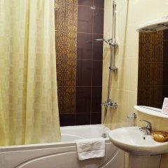 Гостиница Меридиан в Саранске 2 отзыва об отеле, цены и фото номеров - забронировать гостиницу Меридиан онлайн Саранск ванная