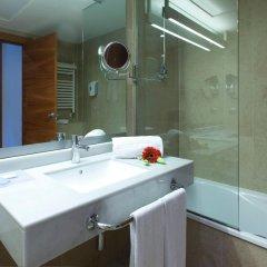Отель Deloix Aqua Center Испания, Бенидорм - отзывы, цены и фото номеров - забронировать отель Deloix Aqua Center онлайн ванная фото 2