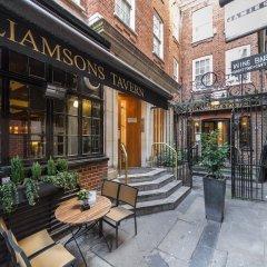 Отель Roomspace Apartments -Groveland Court Великобритания, Лондон - отзывы, цены и фото номеров - забронировать отель Roomspace Apartments -Groveland Court онлайн фото 2