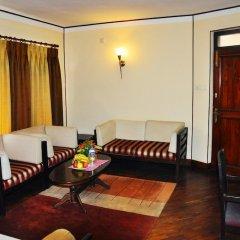 Отель Temple Tiger Thamel Apartment Непал, Катманду - отзывы, цены и фото номеров - забронировать отель Temple Tiger Thamel Apartment онлайн комната для гостей фото 4
