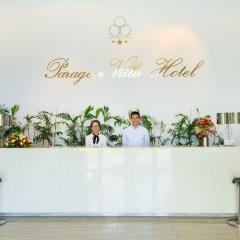 Отель Paragon Villa Hotel Вьетнам, Нячанг - 2 отзыва об отеле, цены и фото номеров - забронировать отель Paragon Villa Hotel онлайн интерьер отеля