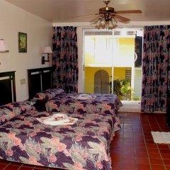 Отель Caribbean Sunset Resort комната для гостей