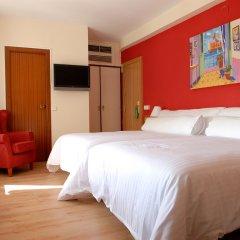 Отель Platjador комната для гостей фото 2