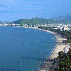 Ngan Pho Hotel пляж фото 2