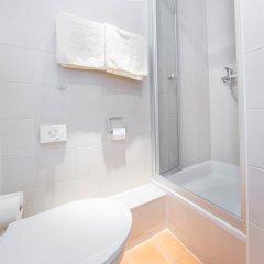 Отель DasPaul Германия, Нюрнберг - отзывы, цены и фото номеров - забронировать отель DasPaul онлайн ванная
