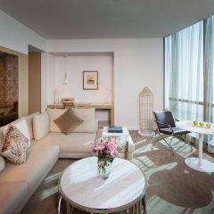 Jumeirah at Etihad Towers Hotel 5* Люкс с различными типами кроватей