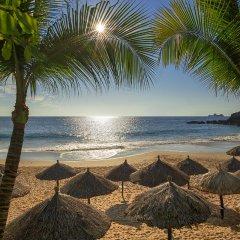 Отель Las Brisas Ixtapa пляж