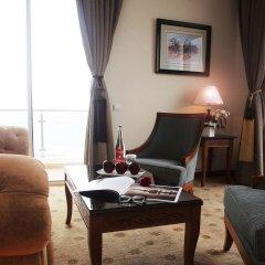 Отель Grand Mogador SEA VIEW Марокко, Танжер - отзывы, цены и фото номеров - забронировать отель Grand Mogador SEA VIEW онлайн комната для гостей фото 5