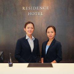 Residence Hotel Hakata 14 Фукуока интерьер отеля фото 2