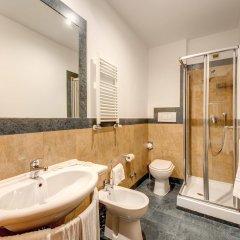 Отель Romoli Hotel Италия, Рим - 6 отзывов об отеле, цены и фото номеров - забронировать отель Romoli Hotel онлайн ванная