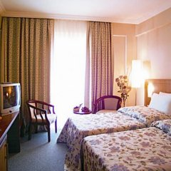 Отель Vera Seagate Resort Богазкент комната для гостей фото 2