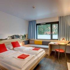 Отель MEININGER Hotel Wien Downtown Franz Австрия, Вена - 5 отзывов об отеле, цены и фото номеров - забронировать отель MEININGER Hotel Wien Downtown Franz онлайн комната для гостей фото 3