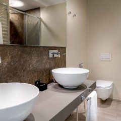 Отель Canada ванная