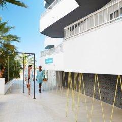 Отель Apartamentos Playasol Jabeque Dreams балкон