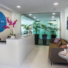 Отель Barceló Corralejo Sands интерьер отеля