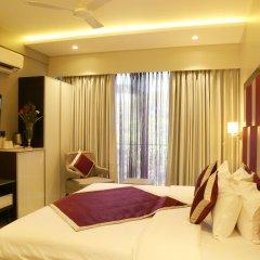 Отель The Flora Grand Индия, Южный Гоа - отзывы, цены и фото номеров - забронировать отель The Flora Grand онлайн комната для гостей фото 2