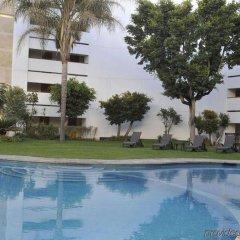 Отель InterContinental Presidente Puebla бассейн