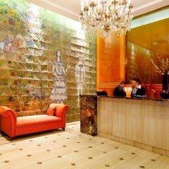Отель Eurostars Madrid Gran Via (ex Exe Coloso) Испания, Мадрид - отзывы, цены и фото номеров - забронировать отель Eurostars Madrid Gran Via (ex Exe Coloso) онлайн интерьер отеля