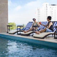 Апартаменты Dendro Gold Apartment Нячанг бассейн