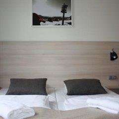 Отель Citybox Bergen As Берген сейф в номере