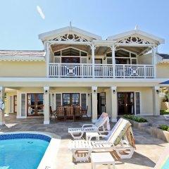 Отель Azure Cove, Silver Sands. Jamaica Villas 5BR бассейн