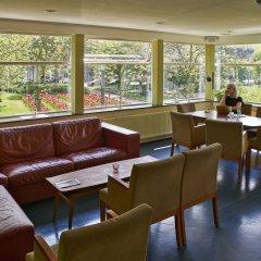 Отель Pension Homeland Амстердам гостиничный бар