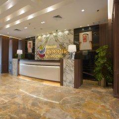 Отель Ramada Encore Kuwait Downtown интерьер отеля