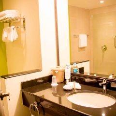 Отель Fairfield Inn by Marriott Los Cabos Мексика, Кабо-Сан-Лукас - отзывы, цены и фото номеров - забронировать отель Fairfield Inn by Marriott Los Cabos онлайн ванная